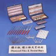 Diamond Files & Dental Burs
