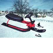Children`s Snow Sled