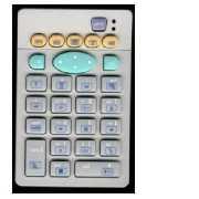 F21PQ--- Numeric KeyPad