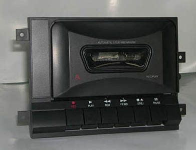 PA Amplifier Assembly Parts - Auto Stop Cassette Recorder Player (PA Усилитель Ассамблеи частей - Auto Stop Cassette Recorder Player)