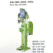 RW-3805 Riveting Machine