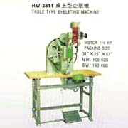 RW-037A Stand Type Snap Fastening Machine