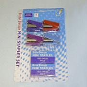 STAPLER MINI 4CT W/2000 STAPLE