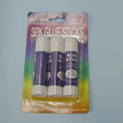 GLUE STICK 3PK 8 GRAMS EACH * (Glue Stick 3PK 8 граммов каждая *)