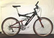 Full Suspension Bike (Полное подвеска велосипеда)