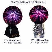 Plasma-Ball-Runde Design (Plasma-Ball-Runde Design)