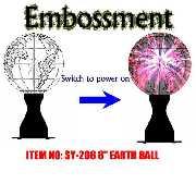 Plasma-Ball-Universal Design Globus (Plasma-Ball-Universal Design Globus)