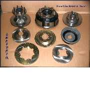Brake Disc rotors and Drums