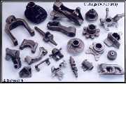 Ductile(Nodular) Iron Castings (Ковкий (узловой) чугунного литья)