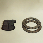 Brake Pads & Clutch Facing