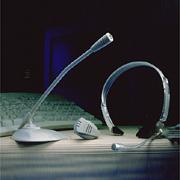 Desktop Microphone, Handset and Condenser Microphone for Multimedia