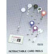 retractable card reel (убирающийся R l карточки)