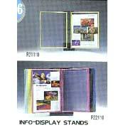 Info-display stand (Инфо-стенд)