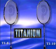 Titanium Badminton Rachets (Титан Бадминтон R hets)