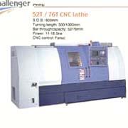 CNC Lathe 52T/ 76T (CNC Lathe 52T / 76Т)