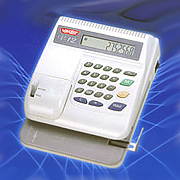 Electronic Checkwriter