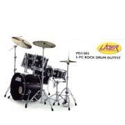 PD2-003 5-PC Rock Drum Outfit (PD2-003 5-PC Rock Drum Outfit)