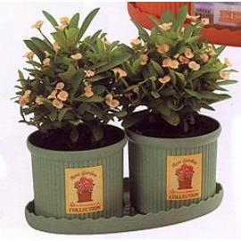 garden plastic planter (сеялка саду пластиковые)