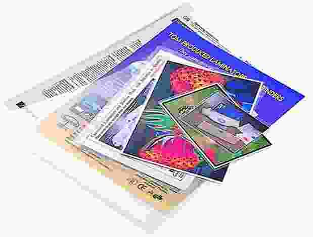 Pouch Lamination (laminator film) (Чехол ламинирование (ламинатор фильм))