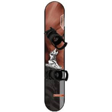 injection snowboard