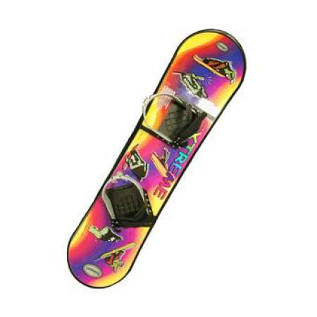 blow molding snowboard
