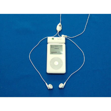 Bluetooth,Hands Free for iPod (Bluetooth, mains libres pour iPod)