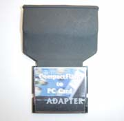 CF to PC Card Adapter (FC à PC Card Adapter)