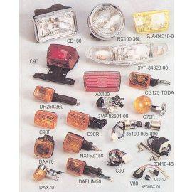Motorcycle Parts (Мотоцикл частей)