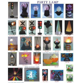 Party-Lampe (Party-Lampe)