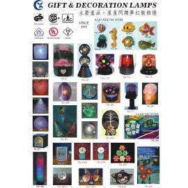 Gift & Decoration Lamp (Подарочные & Украшение лампа)