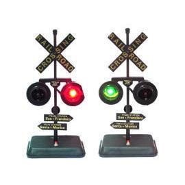 Crossing Railroad Lamp (Пересечение железнодорожного лампа)