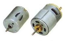 DC-Motor, Carbon-Brush Motor (DC-Motor, Carbon-Brush Motor)