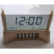 Auto Muslim Azan Clock ( Transparent Screen )