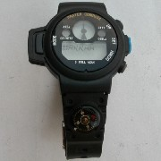 Prayer Compass Watch