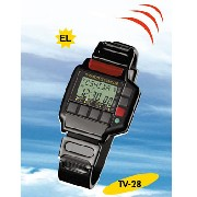 TV / VIDEO Remote Control Watch