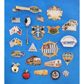 Badges Emblems Pins