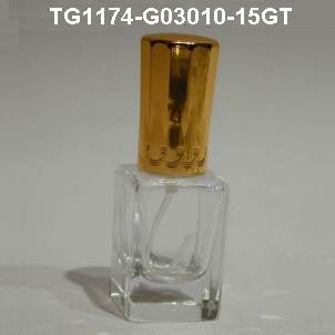 GLASS PERFUME BOTTLE (СТЕКЛО флакон духов)