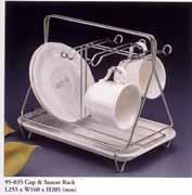 Cup & Saucer Rack (Rack Cup and Saucer)