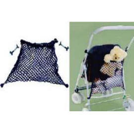 Net Bag for Baby stroller (Чистая сумка для прогулочной коляски Baby)