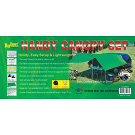 Handy Canopy Set(w/o supporting pole) (Handy Canopy Set (w / o Unterstützung polig))