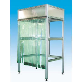 clean booth (Чистота стенда)
