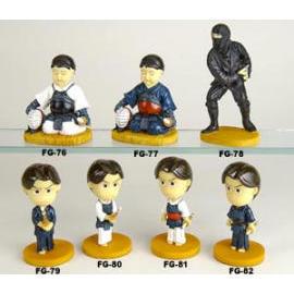 Kendo figurnes