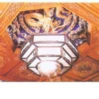 WOOD CEILING PLAFOND (Деревянный потолок плафона)