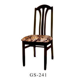 WOOD DINNING CHAIR