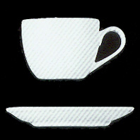 COFFEE & TEA CUP (COFFEE & TEA CUP)