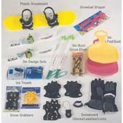 Ski Sledge Sets, Plastic Snowboard (Лыжи Санки наборы, пластиковые Сноуборд)