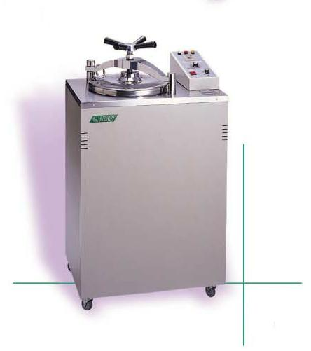 autoclave-falcon series (vertical type)