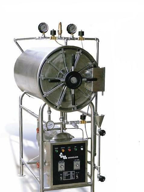 Autoclave-Floor type-Pointer series