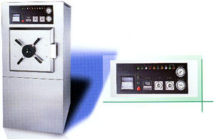 Autoclave-Floor type-SAT series