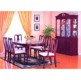 Wood dining furniture